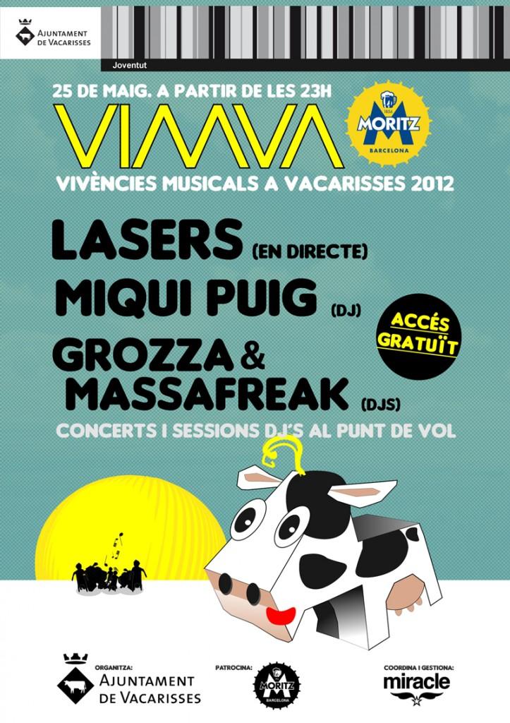 cartel VIMVA 2012 x800