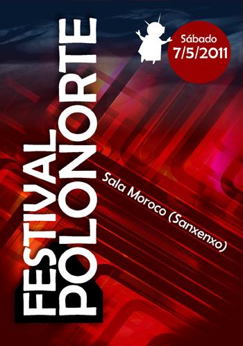 flyer POLONORTE 2011dinA6 delante 350